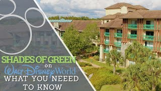 What you need to know before you stay at Shades of Green Resort on Walt Disney World