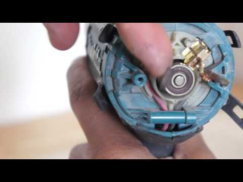 How to Replace Makita Cordless Drill Brushes - DIY Survival Skills
