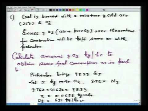 Mod-01 Lec-39 Energy Balance in Industrial Furnaces