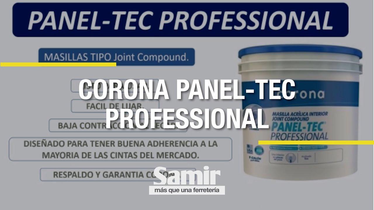 con mango suave 150/mm Corona profesional para paneles de yeso drywall sierra de tefl/ón 7/