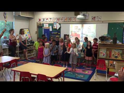 Pawling elementary school (kindergarten) Mrs bellucci