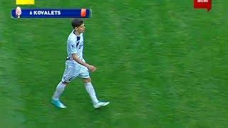 Чорноморець - Зоря - 0:1. Відео вилучення Ковальця