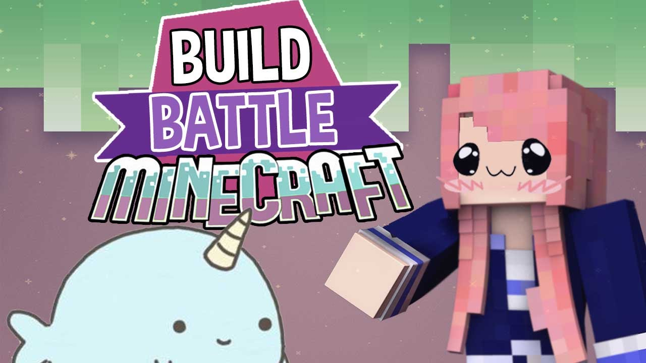 What Are Those?!   Build Battle   Minecraft Building Minigame - YouTube