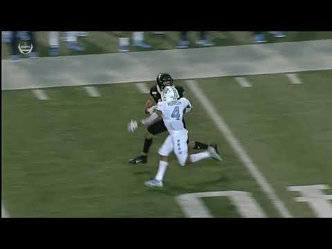 UNC Football: Wake Forest Highlights 091319