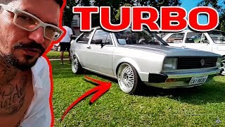 Gol TURBO + O Carro mais Antigo que você VERÁ ! [RAPIDINHA D2M]