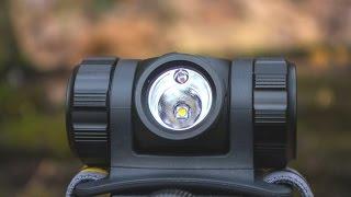 Налобный фонарь Fenix HL35(Налобный фонарь Fenix HL35 - промежуточная модель между HL50 и HL55. Работает от 2хАА батареек или 2 аккумуляторов..., 2015-12-20T19:33:44.000Z)