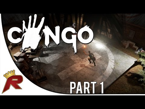 "Congo Gameplay - Part 1: ""Crazy Monkey Monsters"""