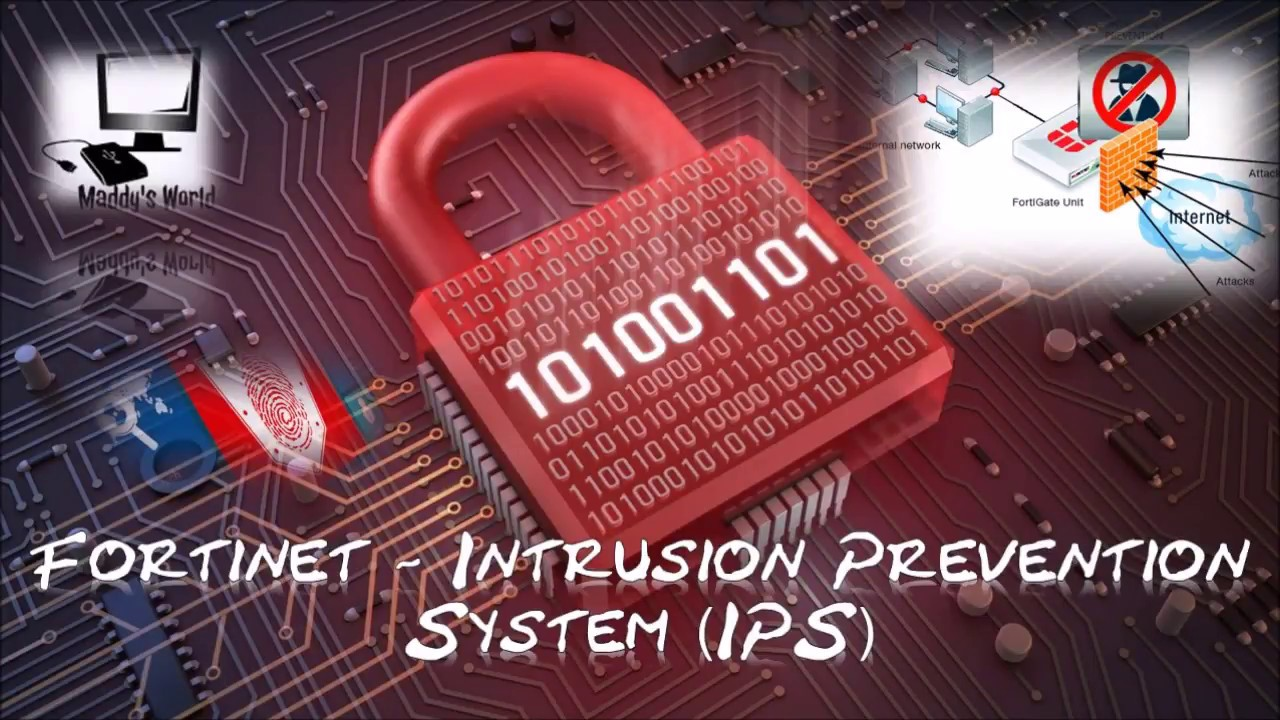 Firewall - Fortinet - Intrusion Prevention System [IPS]