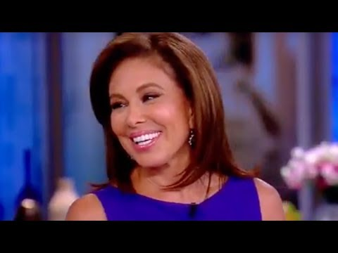 "Jeanine Pirro appearing on ABC-TV's ""The View."""