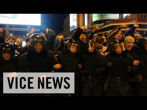 Civilians Clash Over Crimea Referendum: Russian Roulette in Ukraine (Dispatch 8)