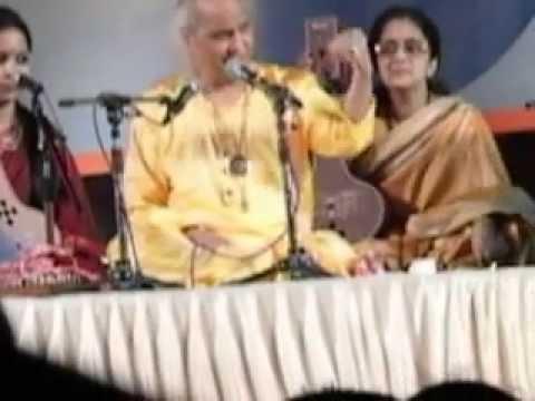 Pt.Jasraj- Raag-Hansadhwani-Part1