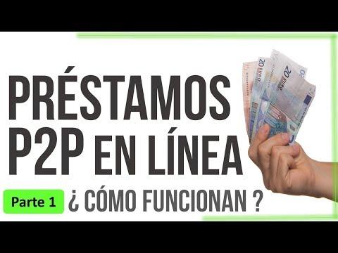 Préstamos P2P en línea| ¿Cómo funcionan? | Lo bueno y lo malo de YouTube · Duración:  9 minutos 23 segundos