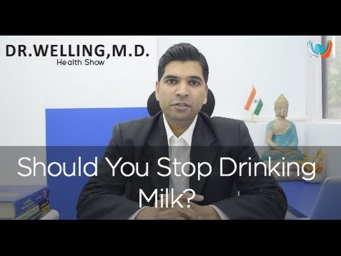 Why You Should Not Drink Milk?