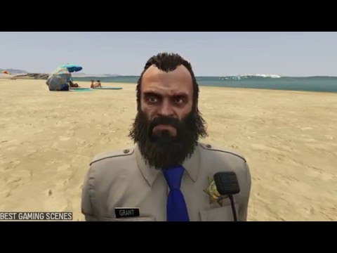 AWESOME GTA 5 BRUTAL KILL FUNTAGE (Funny Moments Compilation)