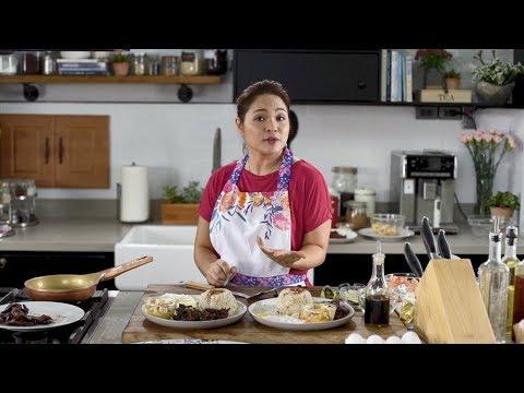 [Judy Ann's Kitchen 7] Ep 1: Silog Breakfasts - Tapsilog, Tocilog, Bangsilog