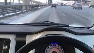 Suzuki Hustler Russia. Part 2. Сузуки Хастлер В России. Обычная Езда По Трассе. Часть 2.