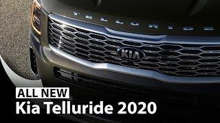 The 2020 Telluride Is Kia's Biggest, Beefiest Vehicle Yet