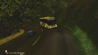 Euro Truck Simulator 2 - Discovery P.O Sugeng Rahayu + Map I.Z.I Vol-1 Standalone Map Indonesia (S)