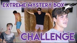 EXTREME MYSTERY BOX CHALLENGE!