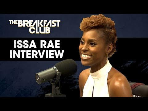 Issa Rae On Stages Of A Hoe Phase & That Awkward Time At The Strip Club