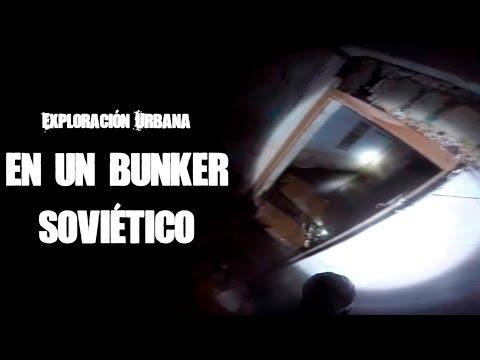 Exploración Urbana en un búnker soviético