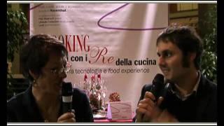 """Intervista a Stefania Moroni, ristorante """"Il luogo di Aimo e Nadia"""" - Mialno"""