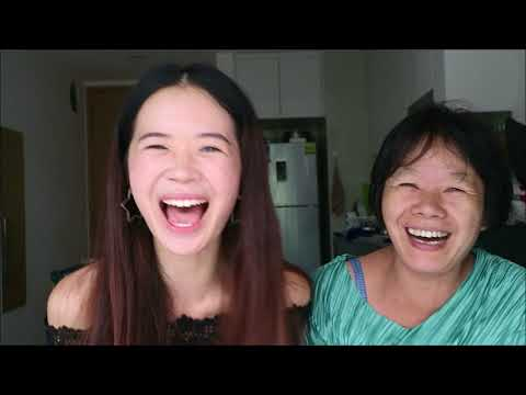 My Mother-In-Law from China Teaches Me Putian, Fujian Dialect