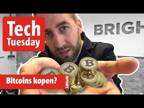 Zo Koop Je Bitcoins - EDITIE NL