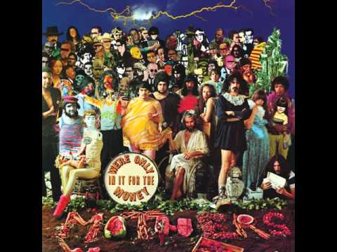 Frank Zappa — Mother People