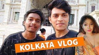 I Went Kolkata to Meet Sherni (Kolkata Vlog) | BBF & ThePoysha