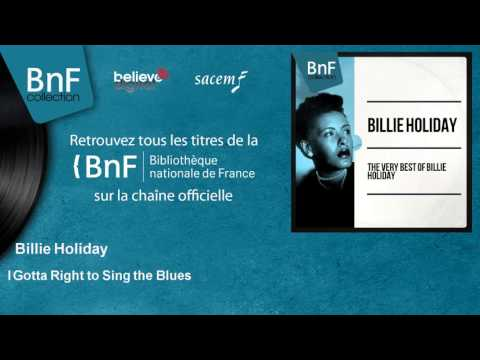Billie Holiday - I Gotta Right to Sing the Blues mp3
