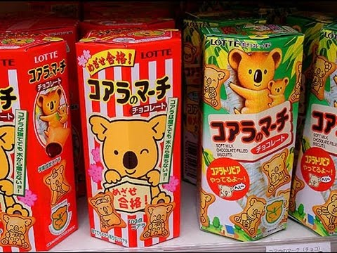 корейские вкусняшки