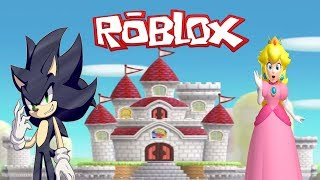 !!! ESCAPE FROM THE PEACH CASTLE!!! | Roblox Obby SonicDash762