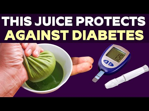 This Juice Protects Against Diabetes