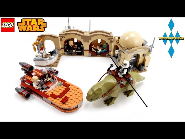 Lego Star Wars - 75052 Mos Eisley Cantina