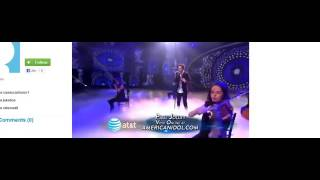 [HD] American Idol 2013 Episode 19 - Finalist Competition - Paul Jolly - March 20, 2013_3