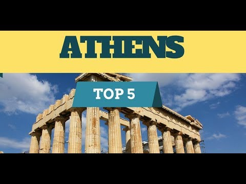 What to Do in ATHENS - TOP 5 Things to Do, Places to Visit, Attractions