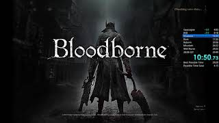 Bloodborne Any% CP Speedrun in 27:58 IGT (World Record)