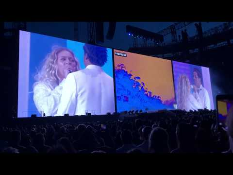 Beyoncé & Jay-Z - Part II (On The Run) / Bonnie & Clyde - OTR II Cleveland