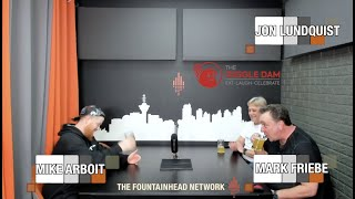The Fountainhead Network Presents PoCommunity Episode 43: Mark & Jon from the Giggle Dam
