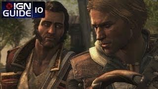 Assassin's Creed 4 Walkthrough - Sequence 03 Memory 02: Now Hiring (100% Sync)