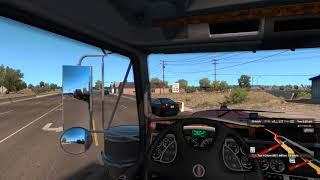 [New Mexico DLC] Clovis to Gallup Gameplay - American Truck Simulator
