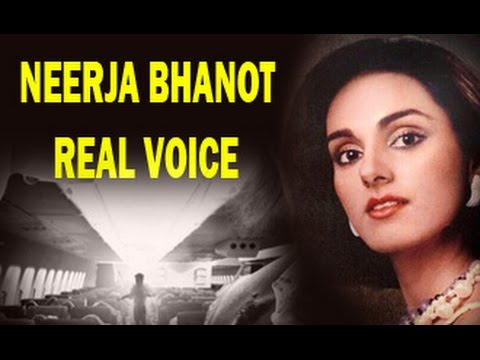 Neerja Bhanot's Last Flight Announcement : LISTEN | Sonam Kapoor, Ram Madhwani | Full Movie
