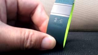 HTC Grip 運動手環影音介紹
