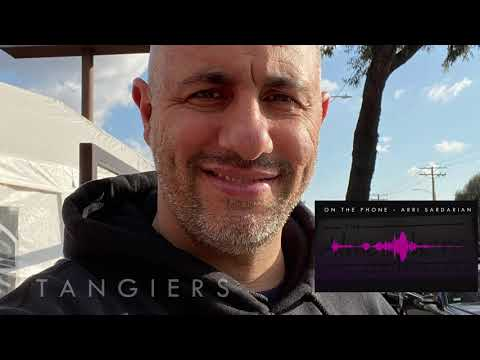 Tangiers Tavern Episode 7: Interview – Arbi Sardarian of The Atmosphere Hookah Lounge