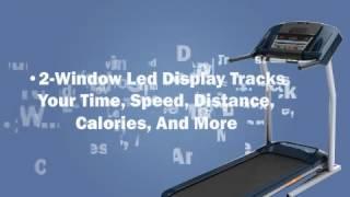21 Merit Fitness 725t Plus Treadmill