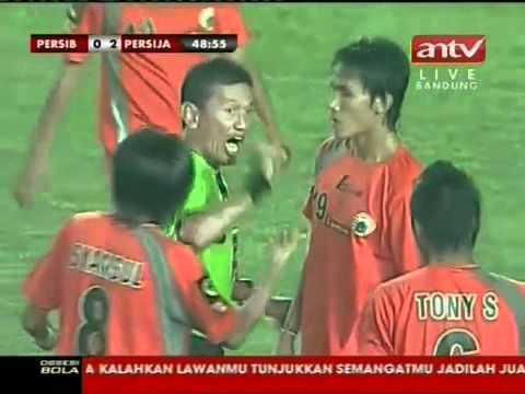 [ISL] Persib Bandung (2) vs Persija Jakarta (3), Mar 18, 2011