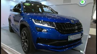 2019 New Skoda Kodiaq Exterior and Interior