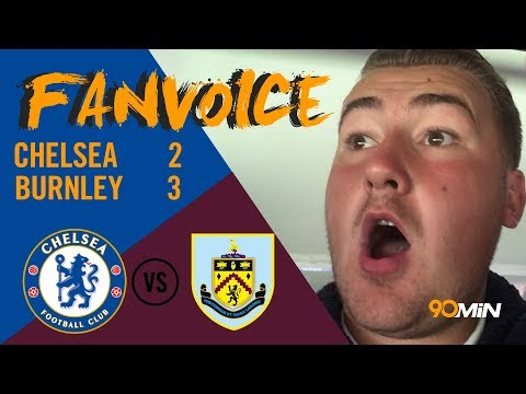 Chelsea 2-3 Burnley | Cahill & Fabregas sent off as Burnley beat Chelsea! | 90min FanVoice