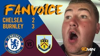 Download Video Chelsea 2-3 Burnley | Cahill & Fabregas sent off as Burnley beat Chelsea! | 90min FanVoice MP3 3GP MP4